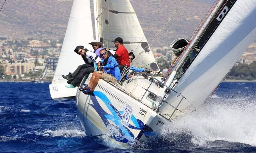 הפלגות קפריסין קיץ 2019, קורס משיט 40 ומקומות אחרונים בפלוטילת גוצ'ק